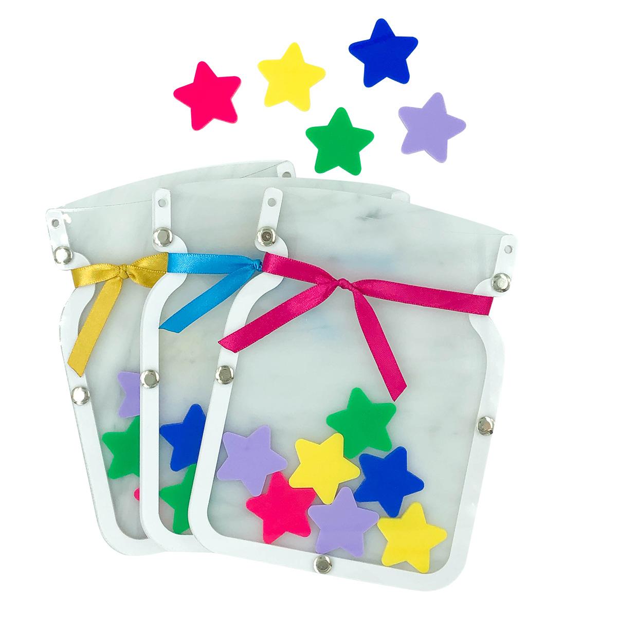 Star Jar Good Behaviour Reward Jars For Children